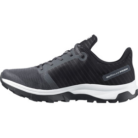 Salomon Outbound PRISM Shoes Men, ebony/white/black